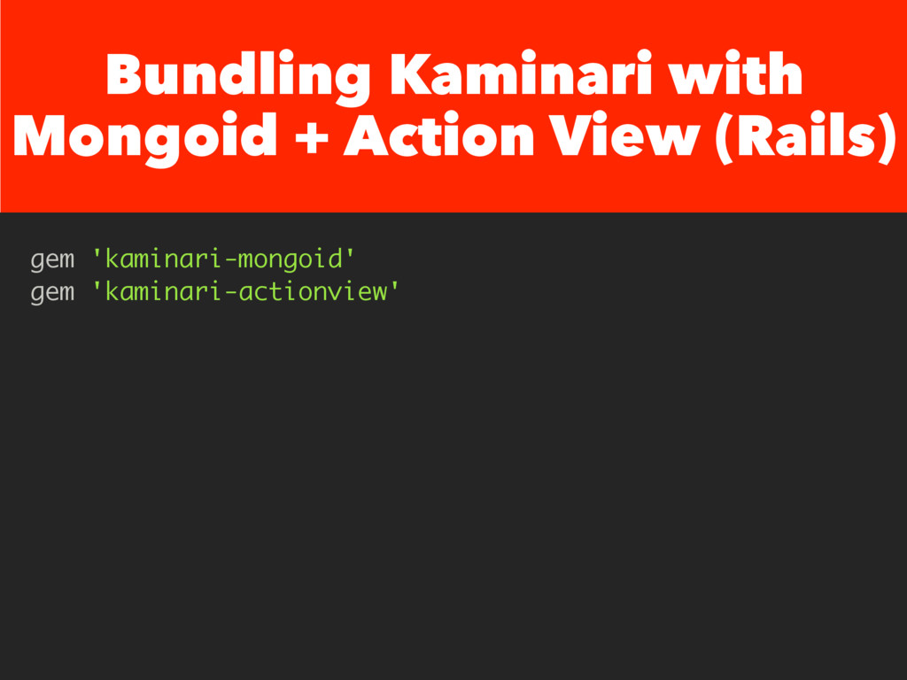 Bundling Kaminari with Mongoid + Action View (R...