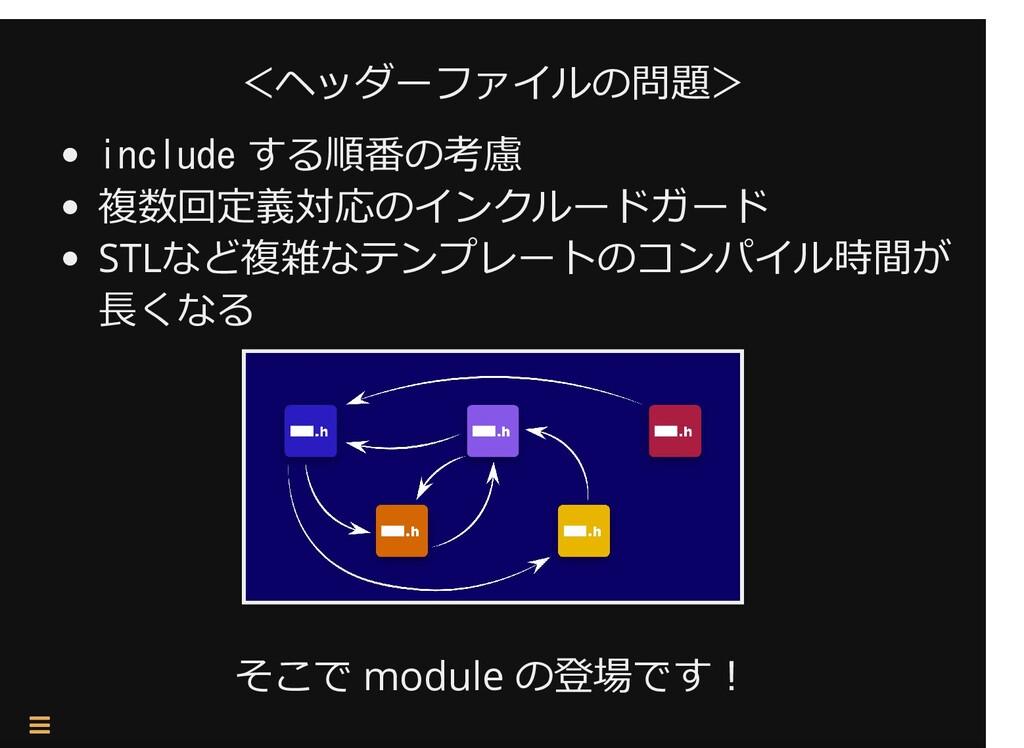 / <ヘッダーファイルの問題> include する順番の考慮 複数回定義対応のインクルードガ...