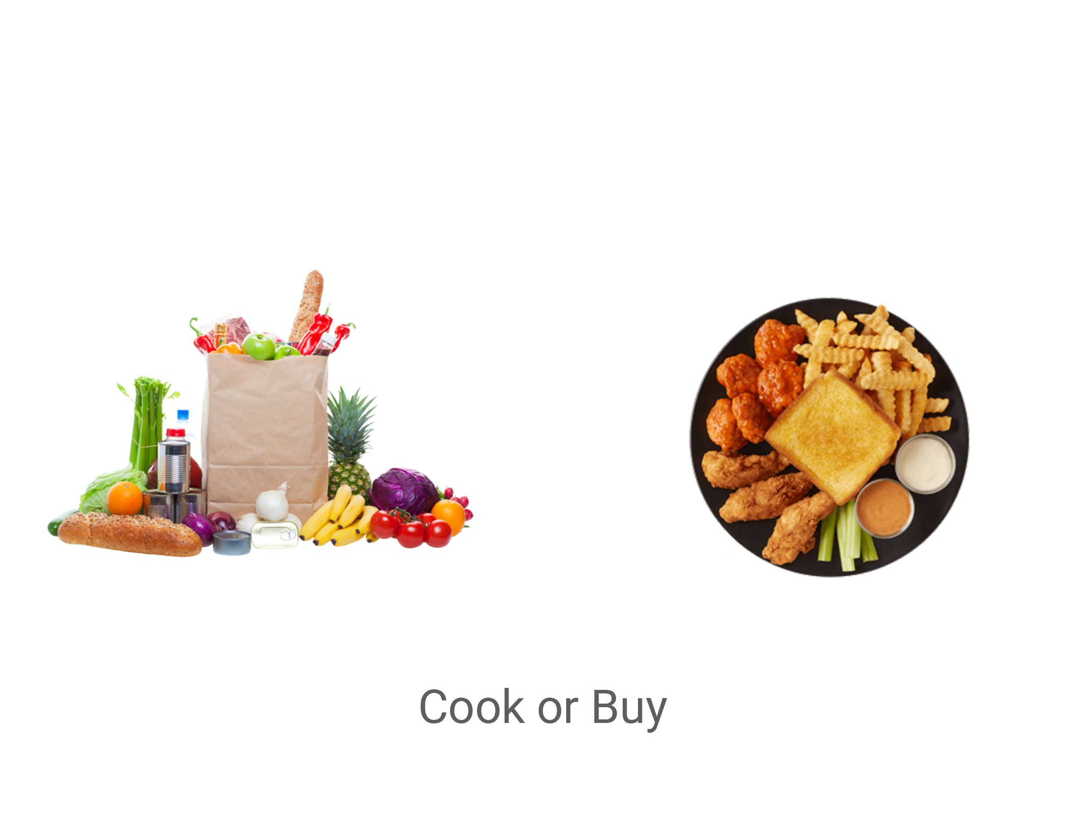 Cook or Buy