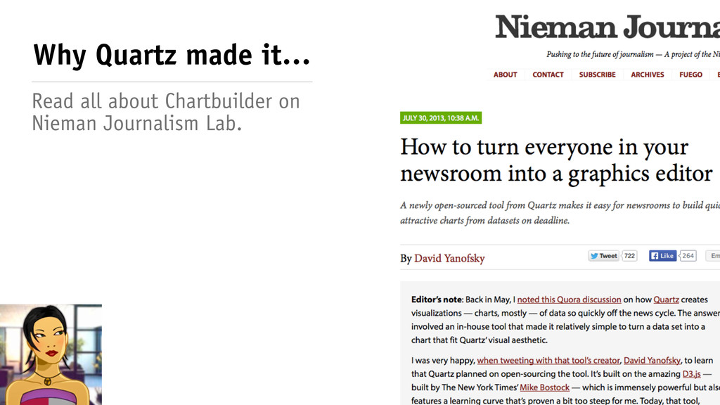Why Quartz made it… Read all about Chartbuilder...