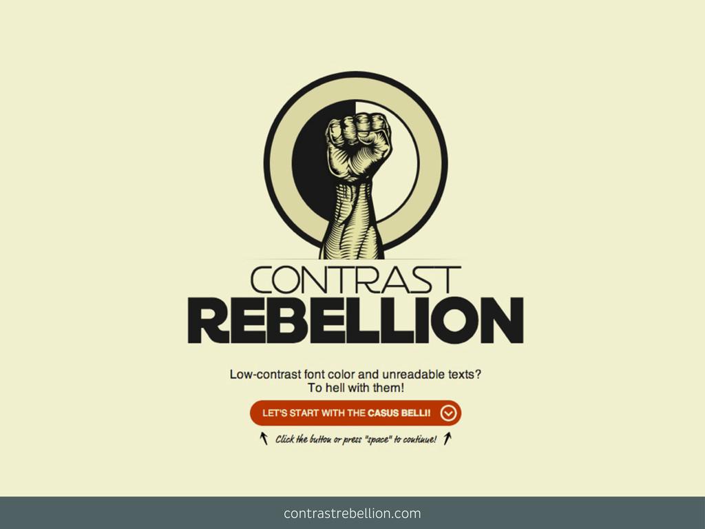 contrastrebellion.com
