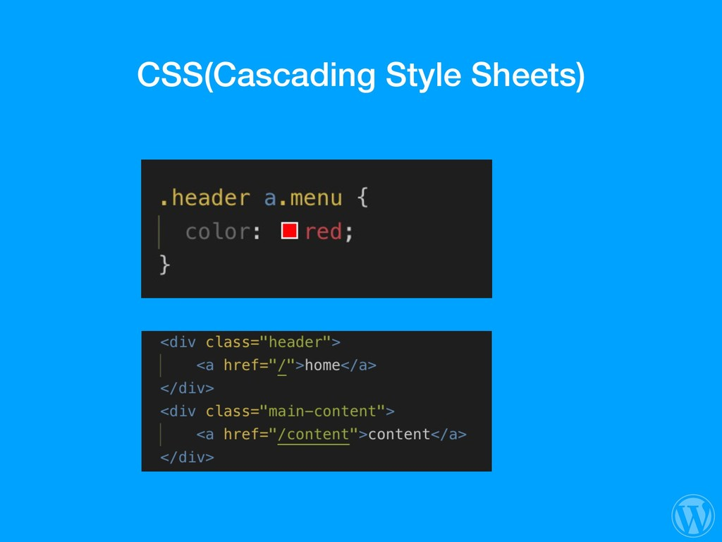 CSS(Cascading Style Sheets)