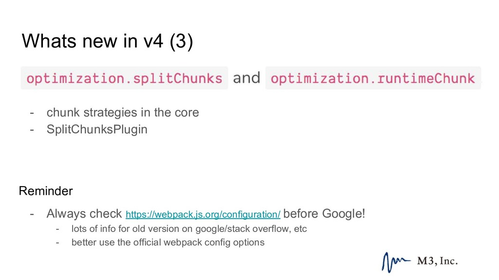 Whats new in v4 (3) - chunk strategies in the c...