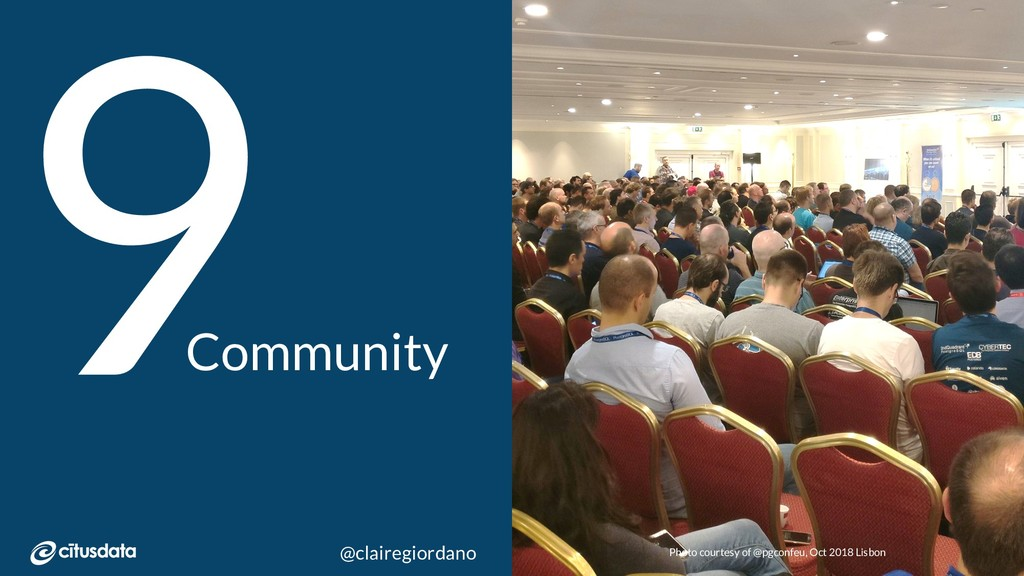 Swiss PGDay 2019 | Rapperswil, Switzerland Comm...
