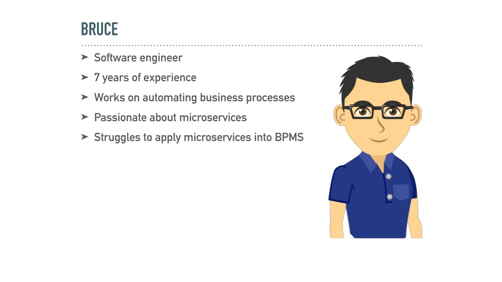 BRUCE ➤ Software engineer ➤ 7 years of experien...