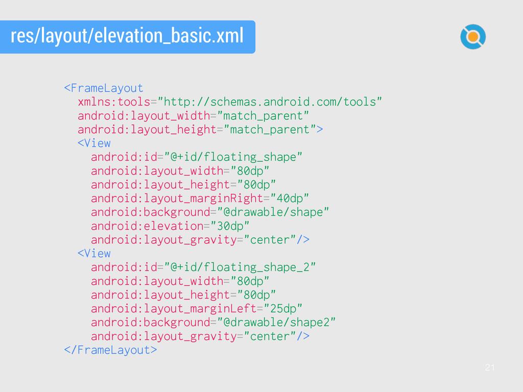 21 res/layout/elevation_basic.xml <FrameLayout ...