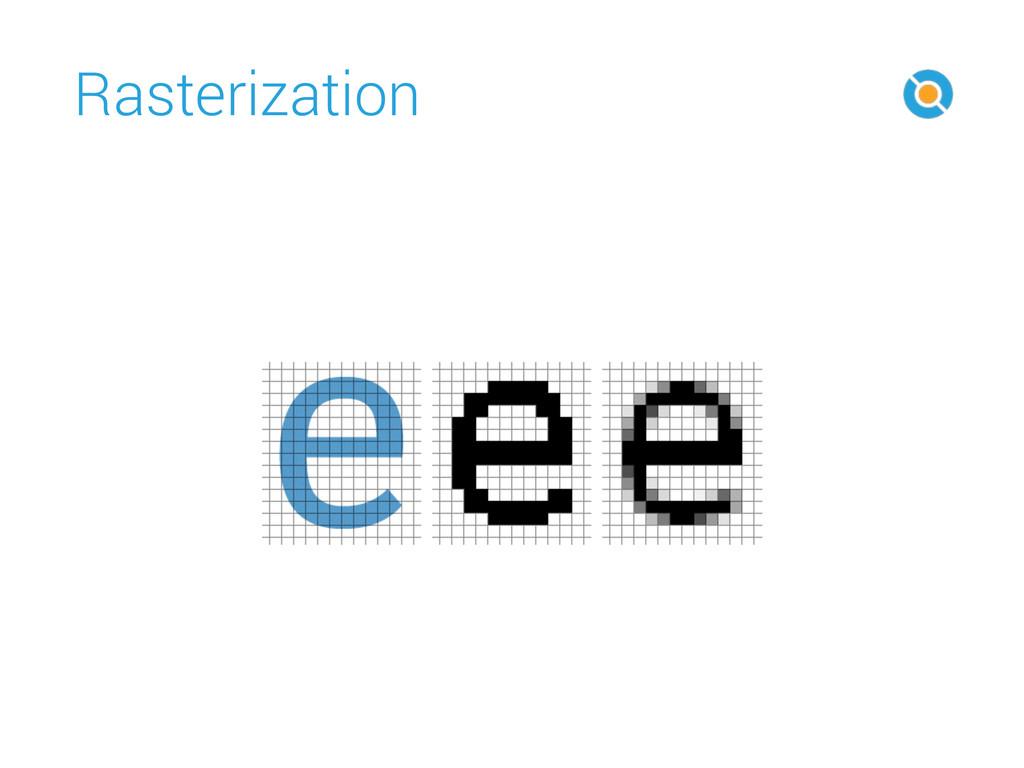 Rasterization 6