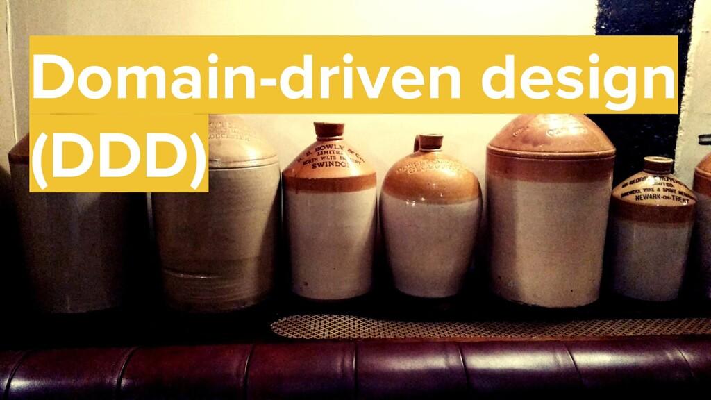 44 Domain-driven design (DDD)