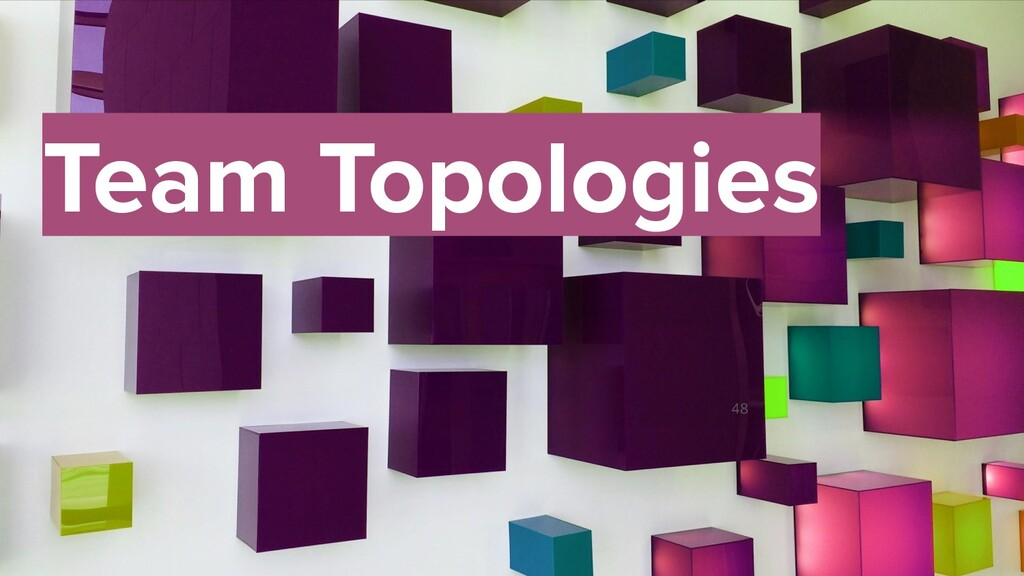 48 Team Topologies