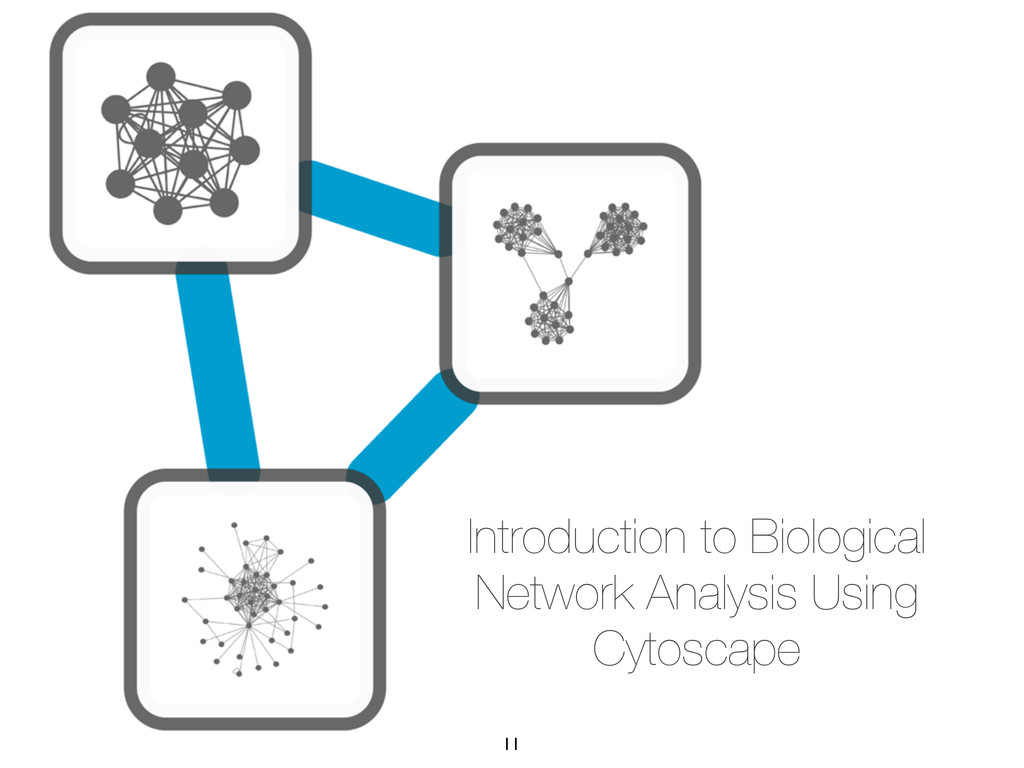 Introduction to Biological Network Analysis Usi...