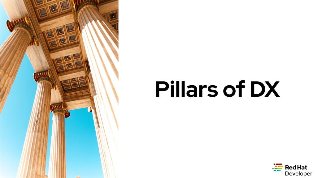 19 Pillars of DX