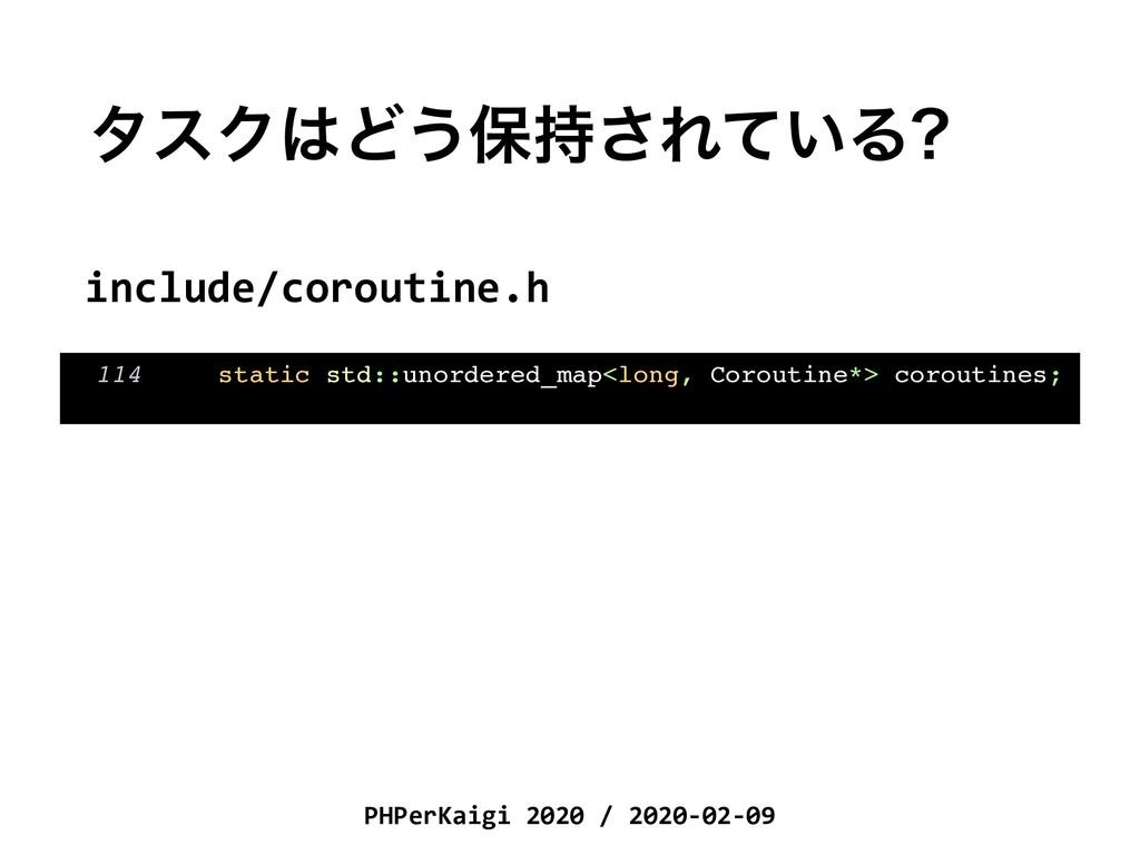 PHPerKaigi 2020 / 2020-02-09 λεΫͲ͏อ͞Ε͍ͯΔ 114 ...
