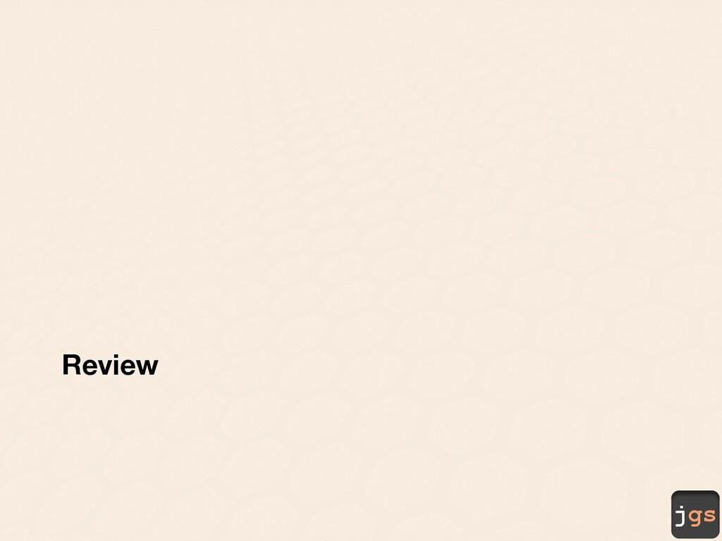 jgs Review