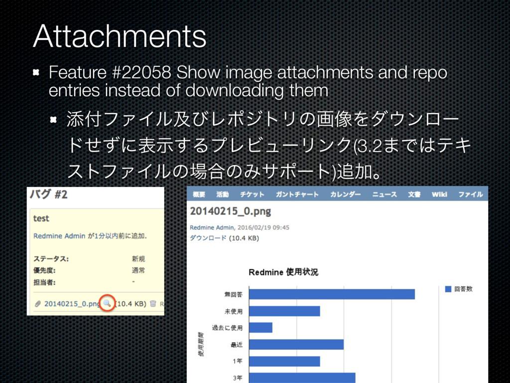 Attachments Feature #22058 Show image attachmen...