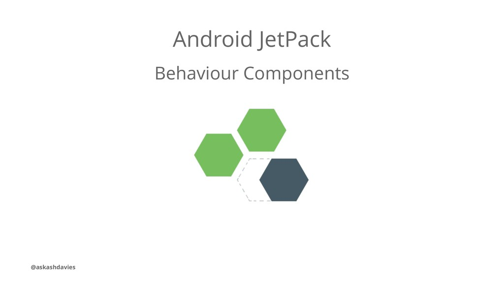 Android JetPack Behaviour Components @askashdav...