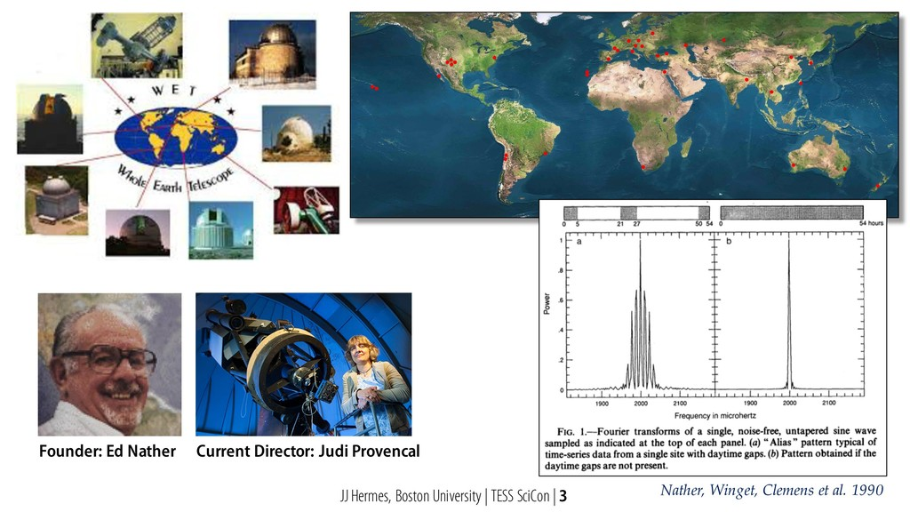 JJ Hermes, Boston University | TESS SciCon | 3 ...
