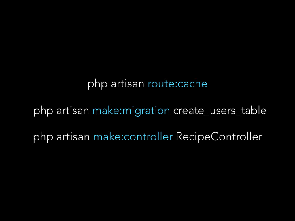 php artisan make:migration create_users_table p...