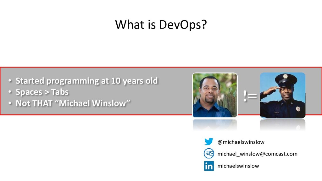 != • Started programming at 10 years old • Spac...