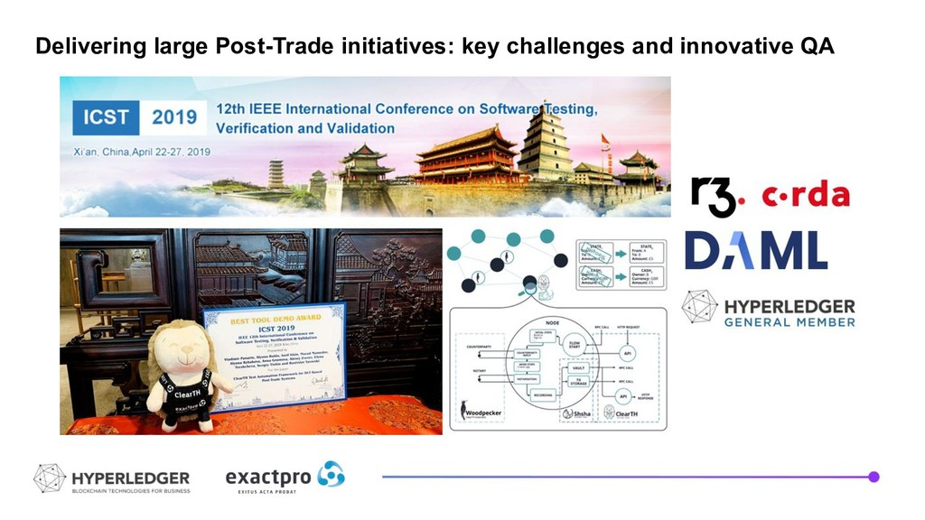 Delivering large Post-Trade initiatives: key ch...