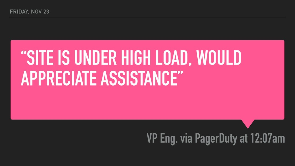 """SITE IS UNDER HIGH LOAD, WOULD APPRECIATE ASSI..."