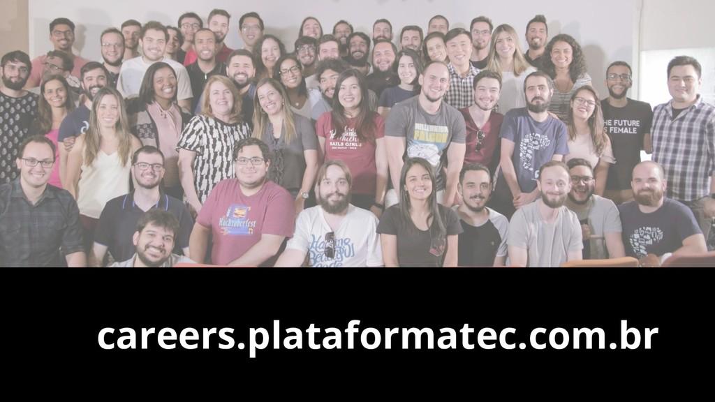 careers.plataformatec.com.br