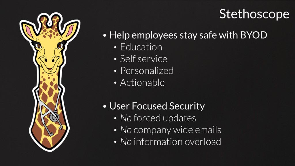 Stethoscope • Help employees stay safe with BYO...