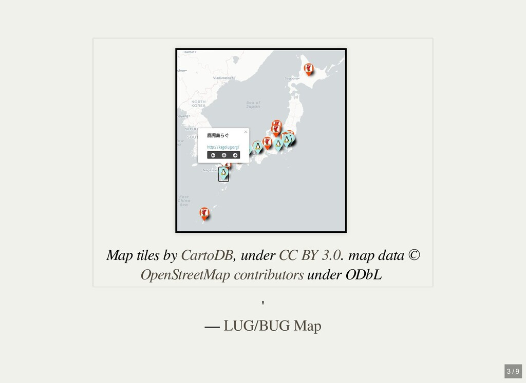 ' — Map tiles by , under . map data © under ODb...