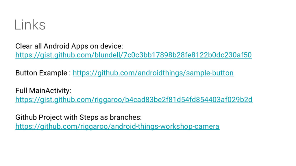 Clear all Android Apps on device: https://gist....