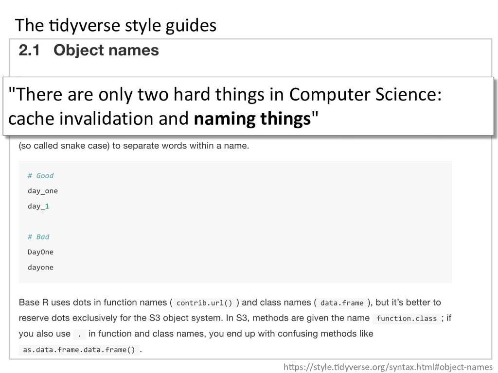 """The @dyverse style guides h""""ps://style.;dyverse..."""