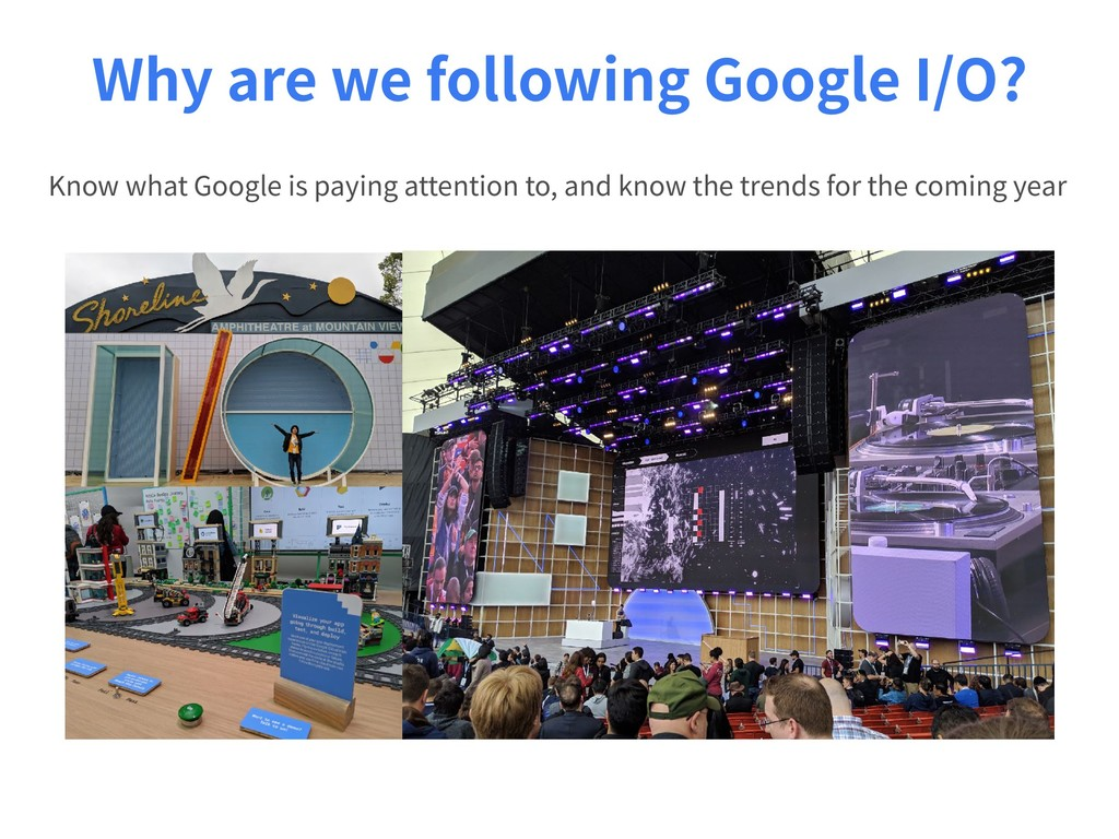 Why are we following Google I/O? Know what Goog...