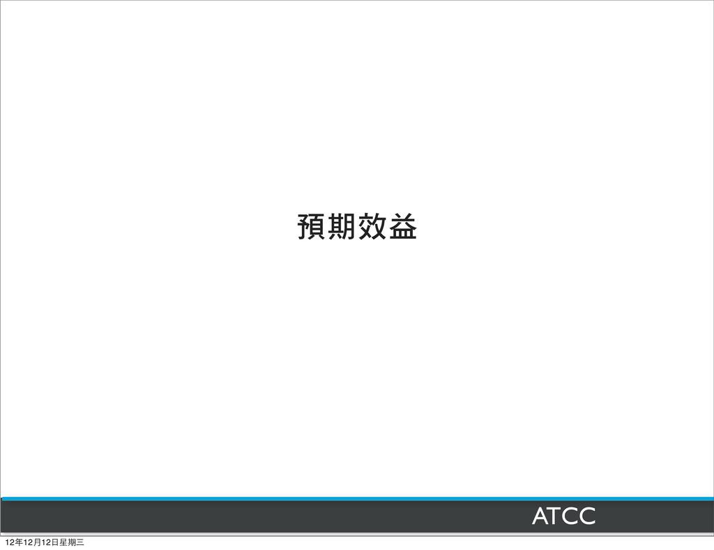 ATCC ཫಂࣖू 12年12月12⽇日星期三