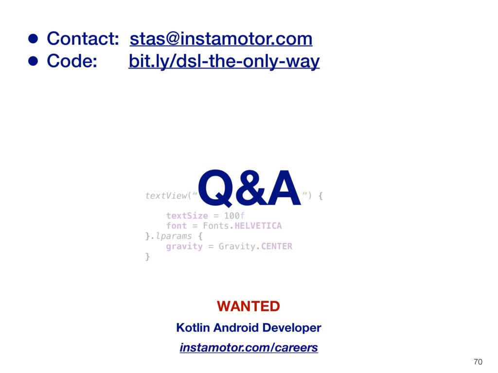 • Contact: stas@instamotor.com • Code: bit.ly/d...