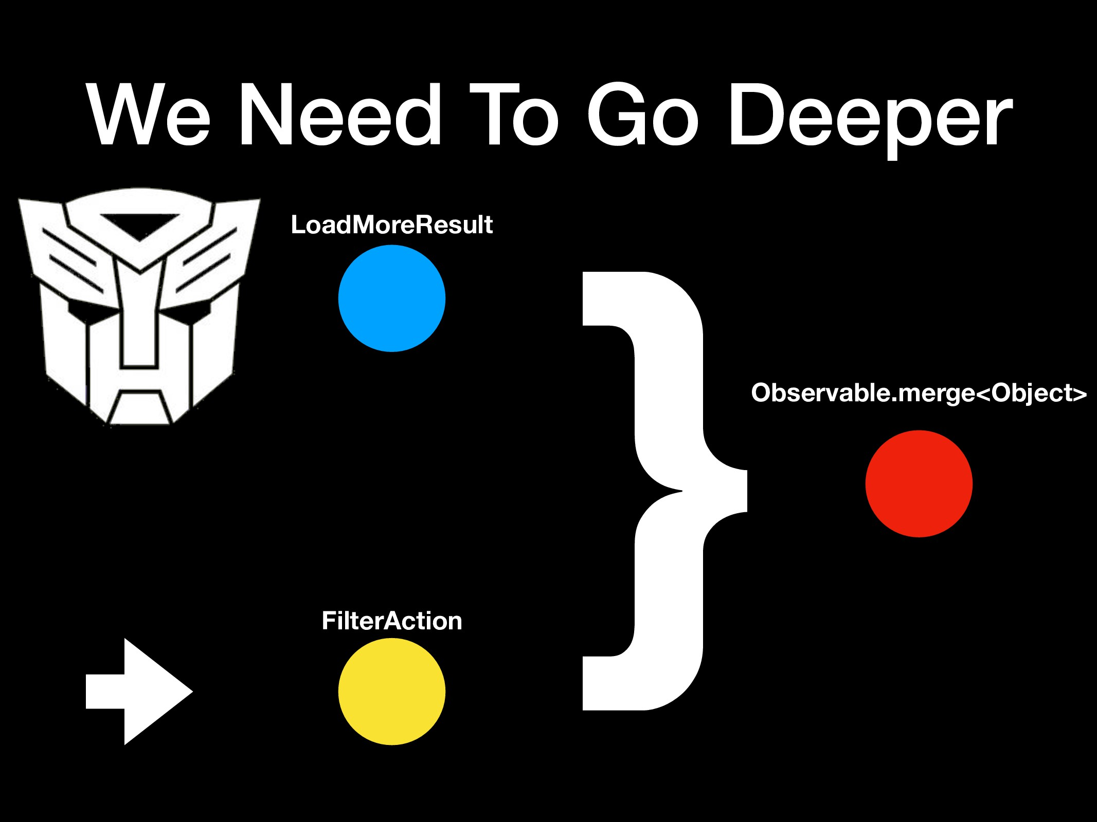 We Need To Go Deeper FilterAction LoadMoreResul...