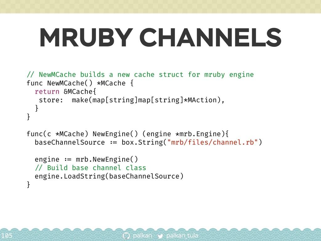 palkan_tula palkan MRUBY CHANNELS 105 // NewMCa...