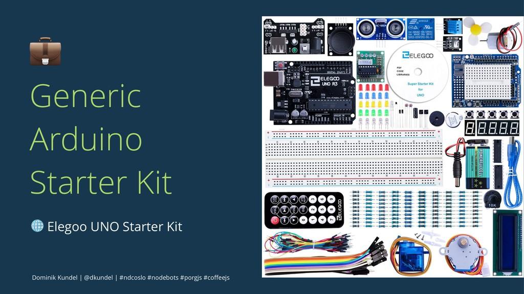 ! Generic Arduino Starter Kit ! Elegoo UNO Star...