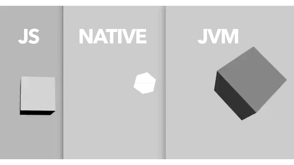 JS NATIVE JVM