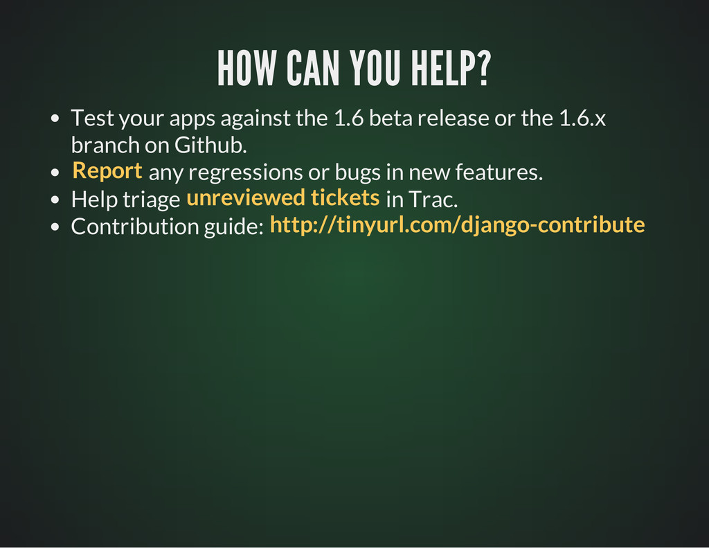 HOW CAN YOU HELP? HOW CAN YOU HELP? Test your a...