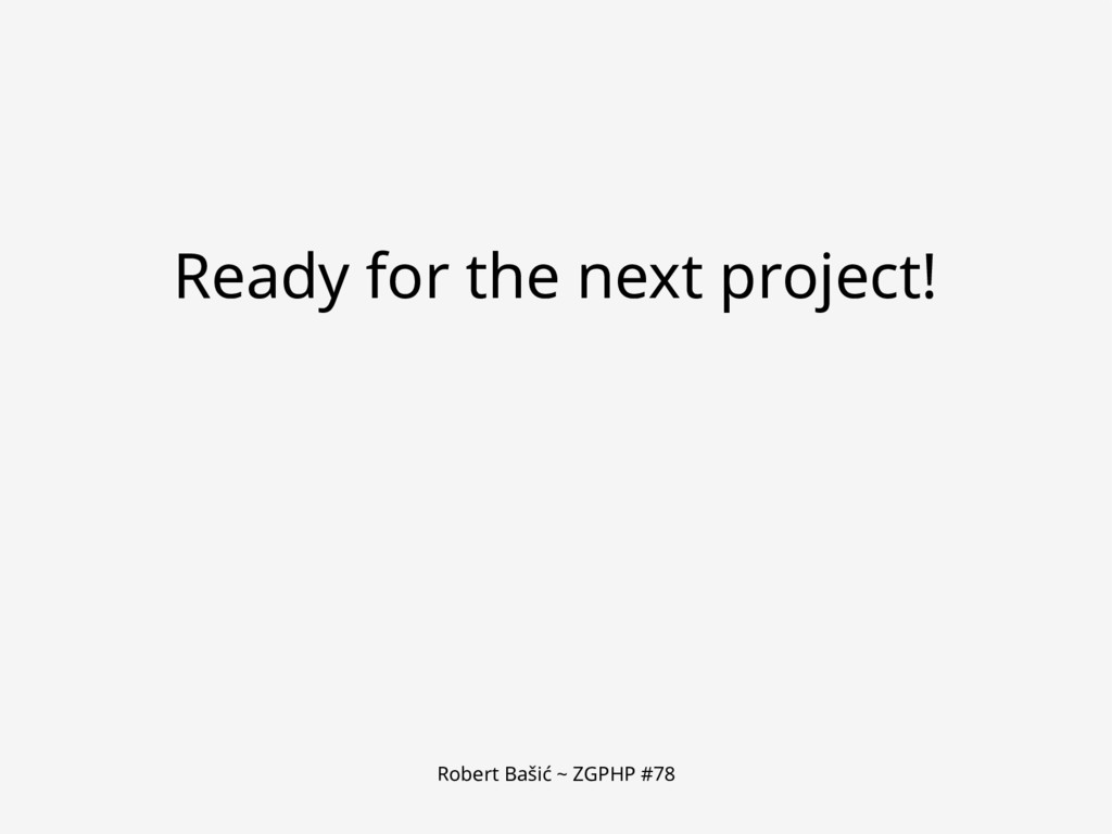Robert Bašić ~ ZGPHP #78 Ready for the next pro...