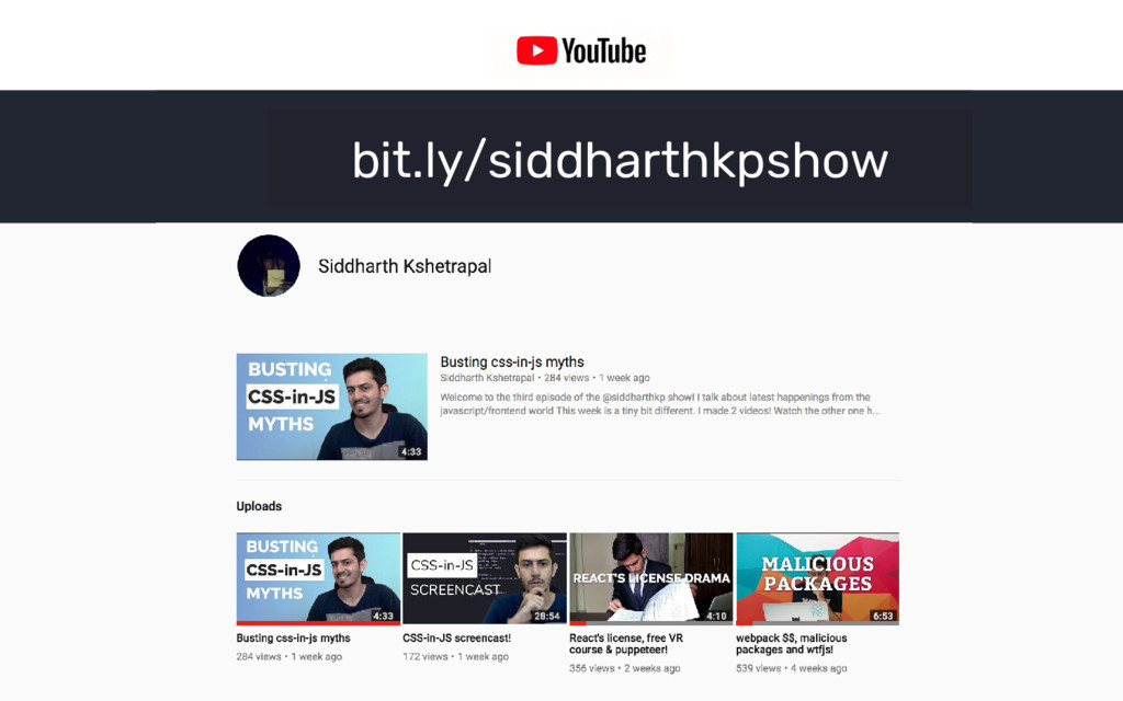 bit.ly/siddharthkpshow