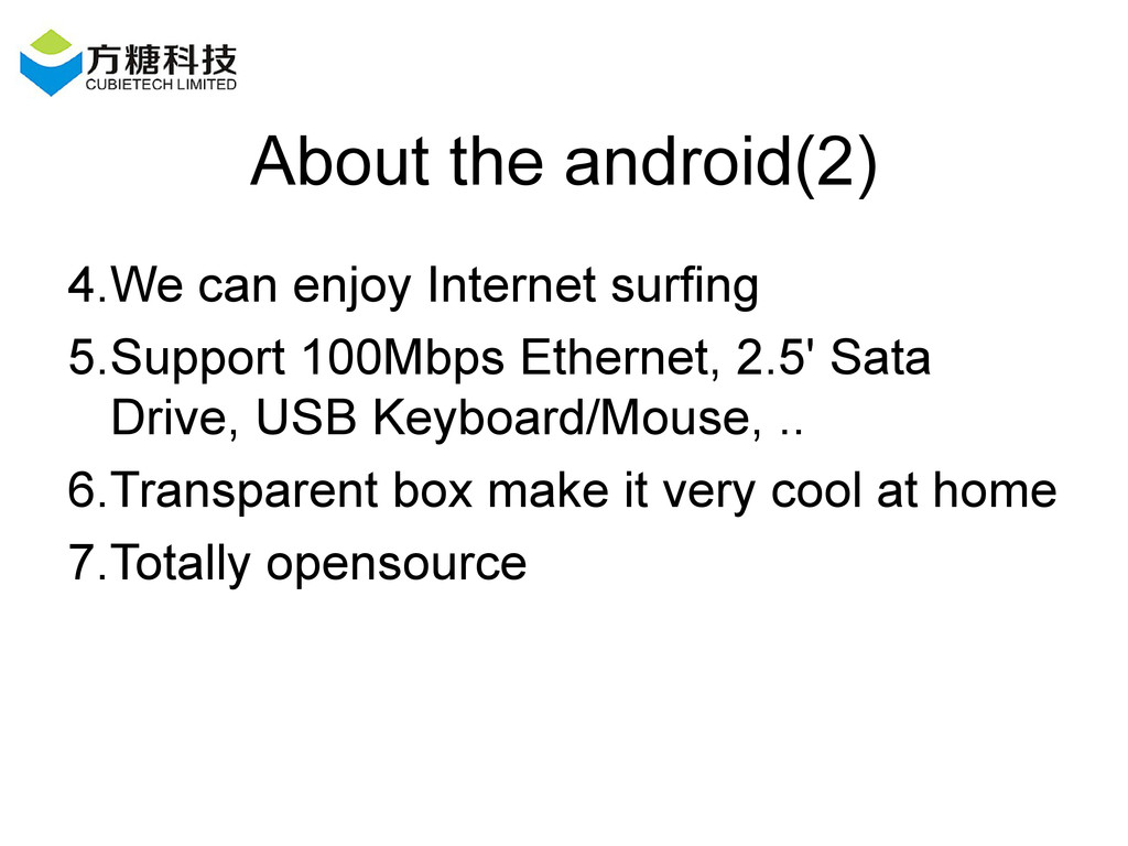 4.We can enjoy Internet surfing 5.Support 100Mb...