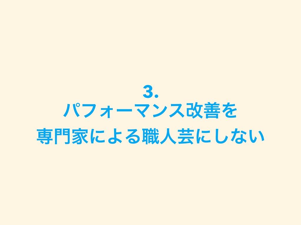 3. ύϑΥʔϚϯεվળΛ ઐՈʹΑΔ৬ਓܳʹ͠ͳ͍