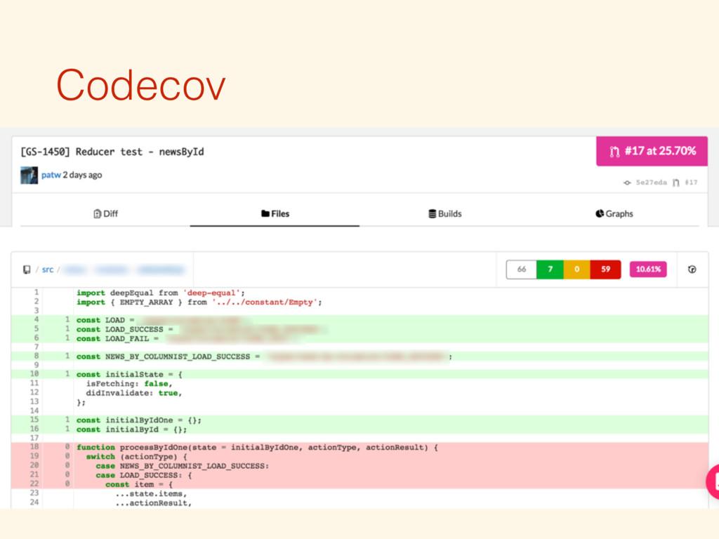 Codecov
