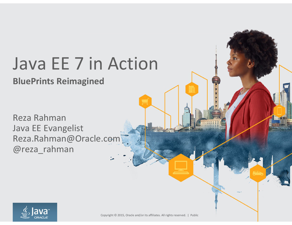 Java EE 7 in Action BluePrints Reimagined Reza ...