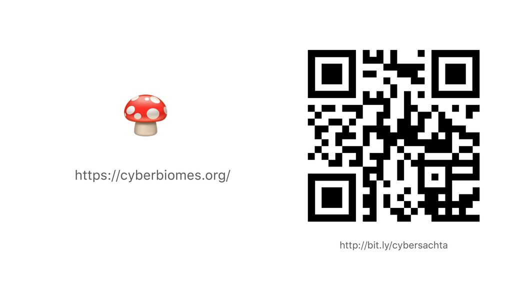 http://bit.ly/cybersachta https://cyberbiomes.o...