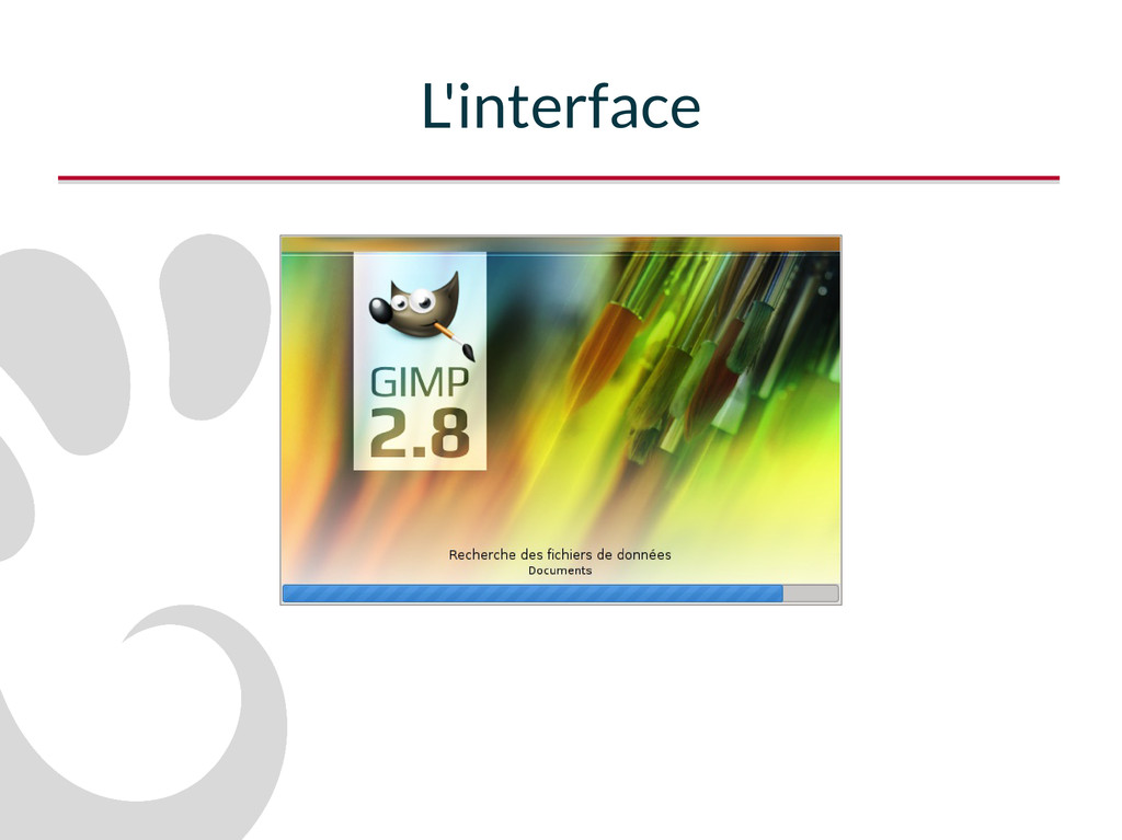 L'interface