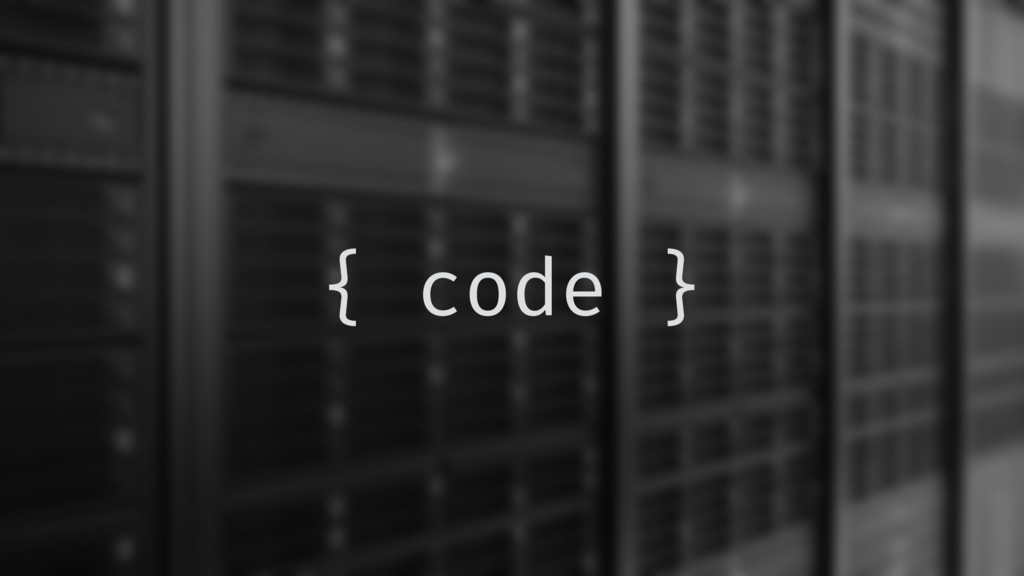 { code }