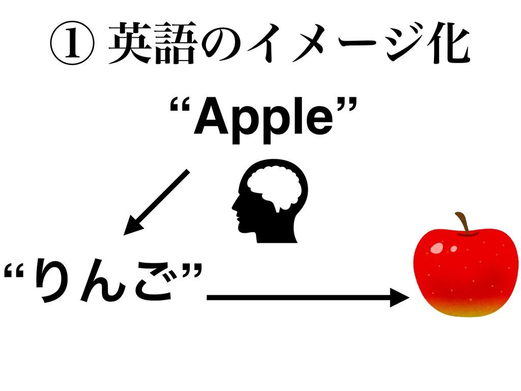 """""""Apple"""" """"ΓΜ͝"""" ᶃ ӳޠͷΠϝʔδԽ"""