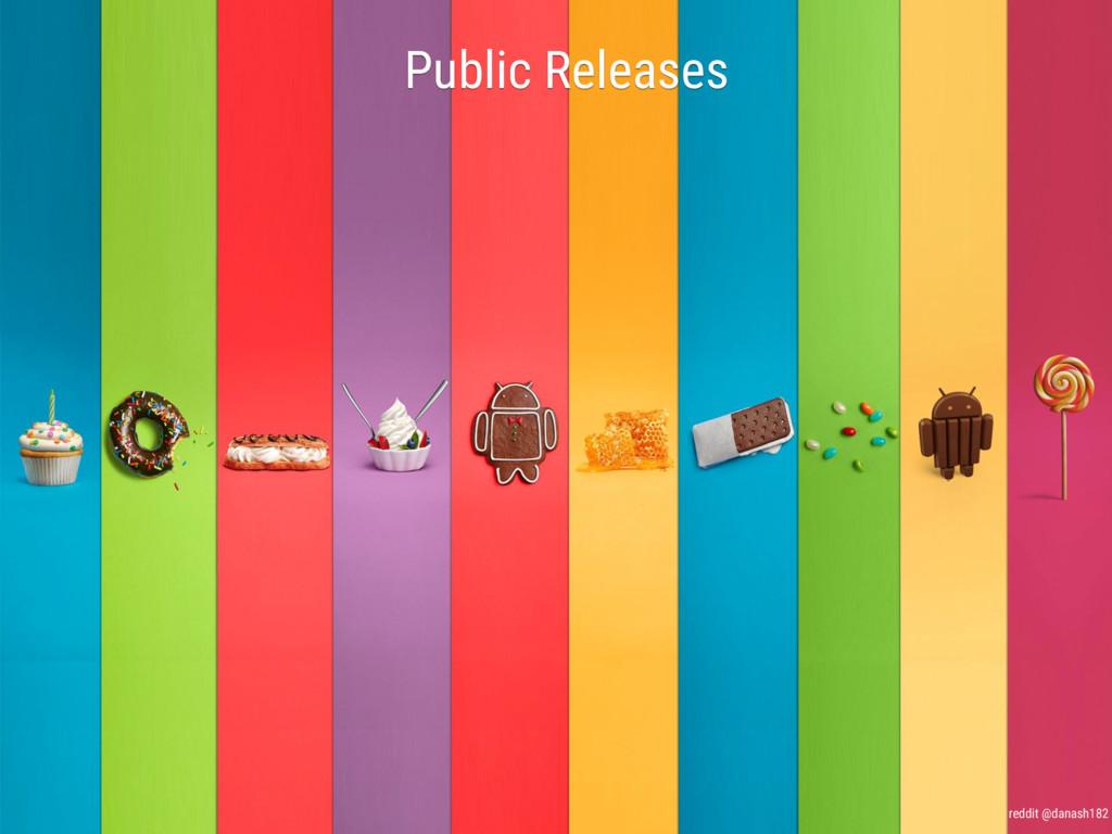 reddit @danash182 Public Releases