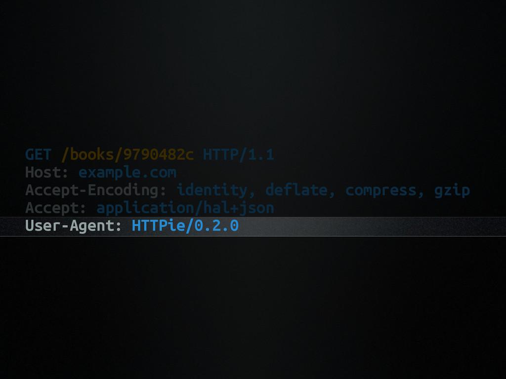 GET /books/9790482c HTTP/1.1 Host: example.com ...
