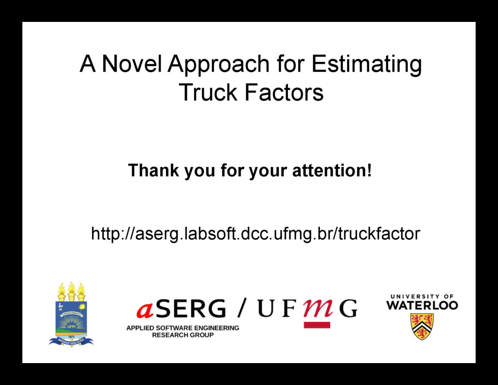 A Novel Approach for Estimating Truck Factors h...